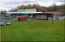 NS3373 : Boglestone Community Centre by Thomas Nugent