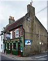 "TQ2105 : ""The Royal Sovereign"" public house, Shoreham-by-Sea by Julian Osley"