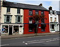 SH7400 : Kelvin Jenkins and Losin Lush in Machynlleth  by Jaggery