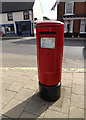 TM0495 : Church Street Postbox by Adrian Cable
