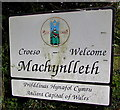 SH7401 : Croeso - Welcome -  Machynlleth - Ancient Capital of Wales by Jaggery