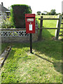 TM0991 : Upgate Street Postbox by Adrian Cable