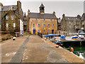 HU4741 : The Old Tolbooth, Lerwick by David Dixon