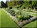 ST7475 : New flowerbeds at Dyrham Park by Philip Halling