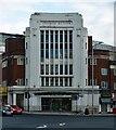 TQ2288 : Former cinema building, Hendon by Julian Osley