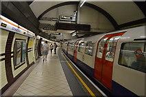 TQ2781 : Bakerloo Line, Edgware Road Station by N Chadwick