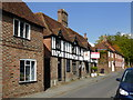 TQ4223 : The Rose and Crown, High Street, Fletching by PAUL FARMER