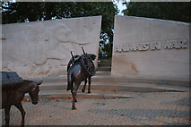 TQ2780 : London : Westminster - Animals In War Memorial by Lewis Clarke