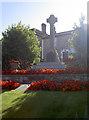ST6556 : Paulton war memorial by Neil Owen