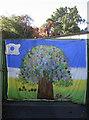 ST6556 : School art in public by Neil Owen