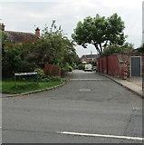 SJ6652 : Stapeley Terrace, Nantwich by Jaggery