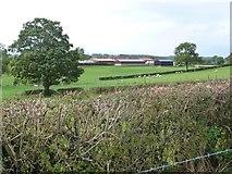 NY6720 : Outbuildings, Barrowmoor Farm by Christine Johnstone