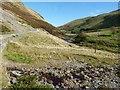 SN8174 : The Ystwyth valley near Cwmystwyth by Derek Voller