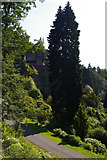 NU0702 : Cragside House from the north by Christopher Hilton