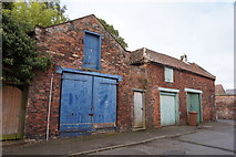 TA0322 : Buildings on Soutergate, Barton upon Humber by Ian S