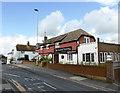 TQ6504 : The Beach Tavern, Pevensey Bay by PAUL FARMER
