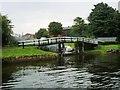 SJ5379 : Entrance to Sutton Dock, Weston Canal by Christine Johnstone
