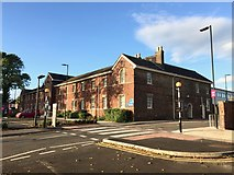 SJ8545 : Royal Stoke University Hospital by Jonathan Hutchins