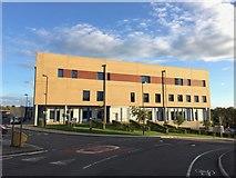 SJ8545 : Royal Stoke University Hospital: Maternity Centre by Jonathan Hutchins
