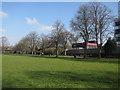 TQ2573 : King George's Park by Hugh Venables