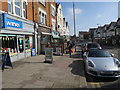 TQ2473 : Wine Rack, Replingham Road by Hugh Venables