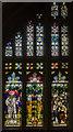 SO8318 : Lady Chapel window S.VI, Gloucester Cathedral by Julian P Guffogg