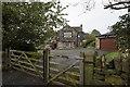 SE1328 : Low Bentley Farm, Shelf by Ian S
