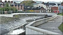J3674 : Connswater works, Belfast - October 2016(6) by Albert Bridge