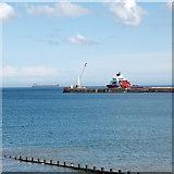 NJ9605 : Leaving port by Bill Harrison