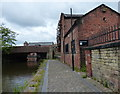 SD5705 : Leeds and Liverpool Canal in Wigan by Mat Fascione