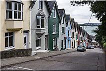 W7966 : West View, Cobh by David P Howard