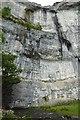 SD8964 : Limestone cliffs by DS Pugh