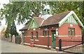 ST5178 : Disused public toilets, Avonmouth by Derek Harper