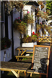 SP0686 : Canalside Cafe and Pub, Gas Street Basin by Stephen McKay