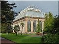 NT2475 : The palm house - Royal Botanic gardens, Edinburgh by Chris Allen