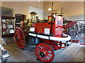 NT2573 : Steam fire engine - Museum of Fire by Chris Allen