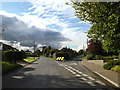 TM0591 : Hargham Road, Old Buckenham by Adrian Cable