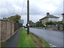 TM3876 : London Road (A144), Halesworth by JThomas