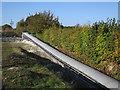 TL3038 : Chalk pit conveyor belt by Hugh Venables