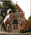TQ2987 : St Andrew's Church, Whitehall Park, London N19 by Julian Osley