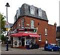 TQ2987 : Corner shop, Cressida Road, Upper Holloway by Jim Osley