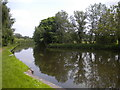 SO8798 : Turning area, Staffordshire & Worcestershire Canal by Richard Vince