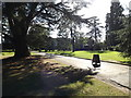 TL8161 : Ickworth House entrance by Adrian Cable