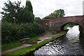 SP1592 : Minworth Green Bridge, Birmingham & Fazeley Canal by Stephen McKay