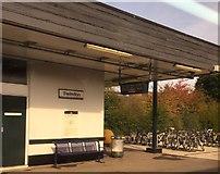SU1585 : Swindon Railway Station by Alan Hughes