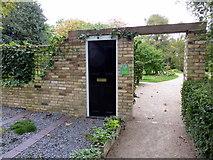 TQ2882 : The Wildlife Garden, The Regent's Park by PAUL FARMER