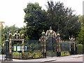 TQ2882 : Chester Gate, The Regent's Park by PAUL FARMER