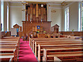 SJ9097 : The Moravian Church, Fairfield by David Dixon