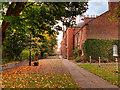 SJ9097 : Fairfield Moravian Settlement, The Church by David Dixon