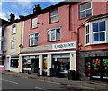 SN6195 : Aberdyfi Village Stores, Aberdovey by Jaggery